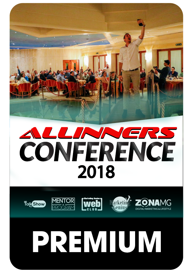 Allinners Conference 2018 Premium Ticket
