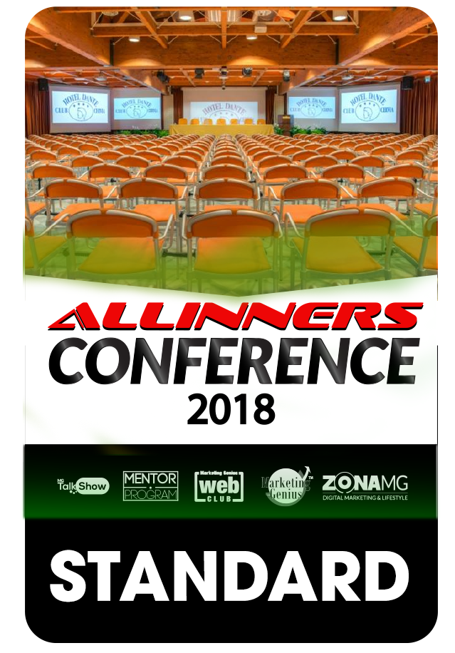 Allinners Conference 2018 Standard