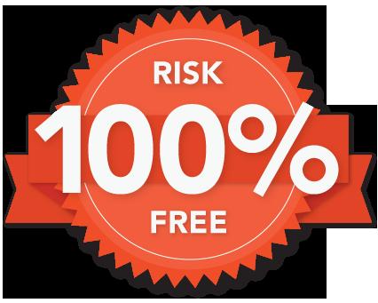 100 % Risk Free Evento
