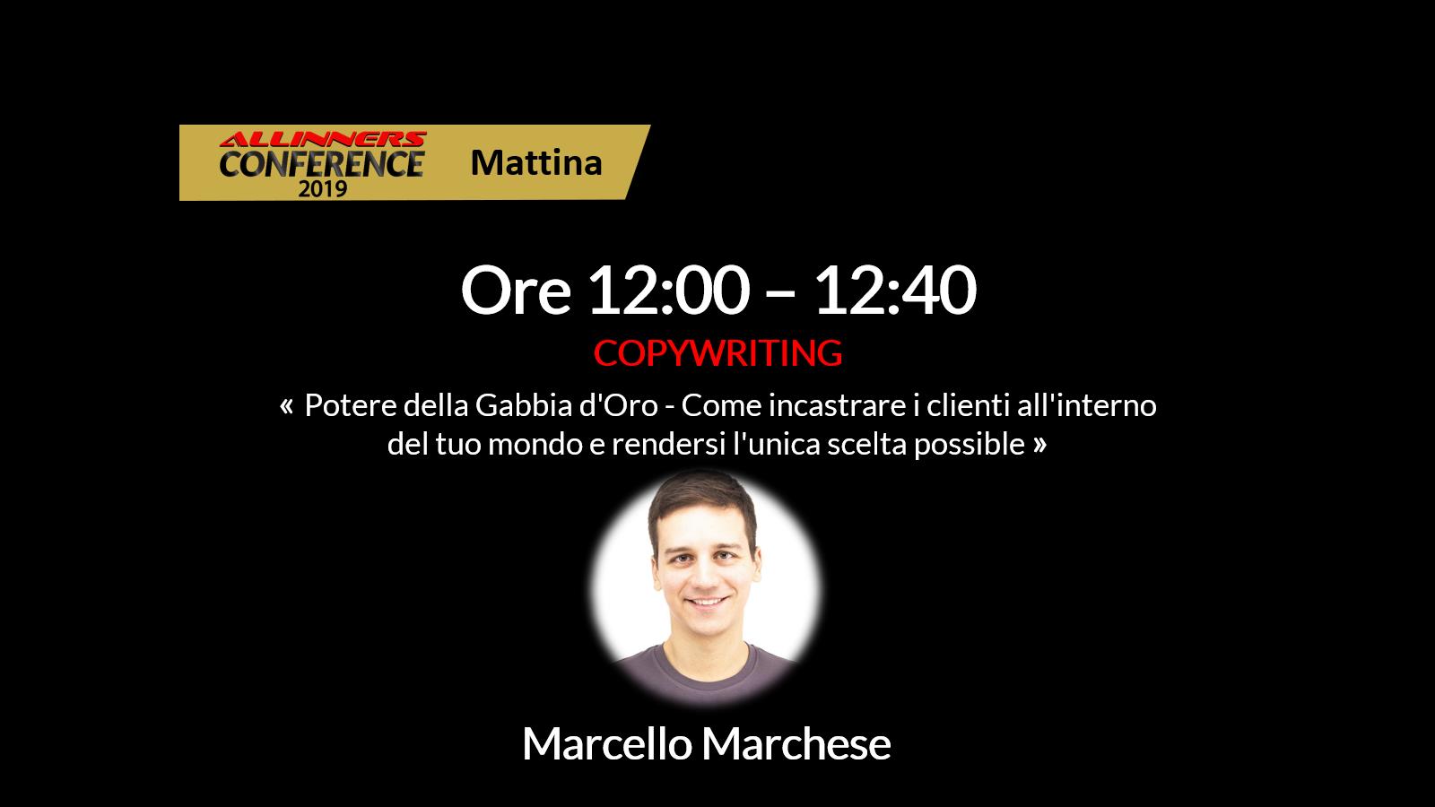 marcello marchese